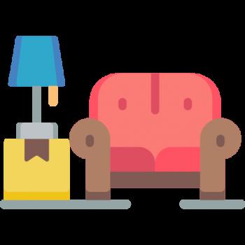 Guia de serviços - Mobiliário e decoração