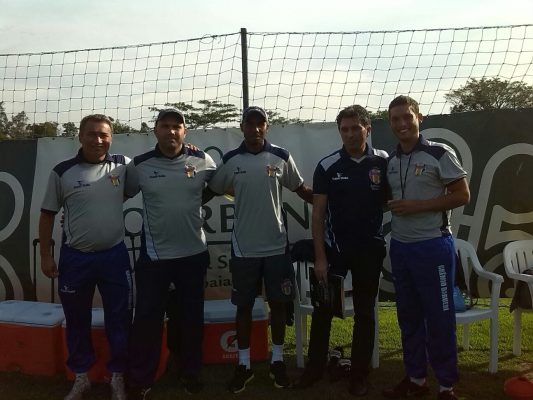 Paulo Fernandes Treinador de futebol 2